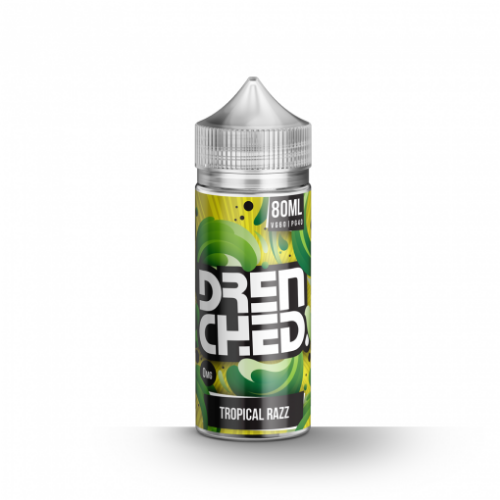 Tropical Razz Drenched 80ml