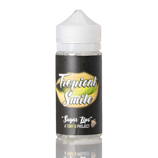 Tropical Smile Sugar Lips E-Liquids 80ml - Dragon Vapour