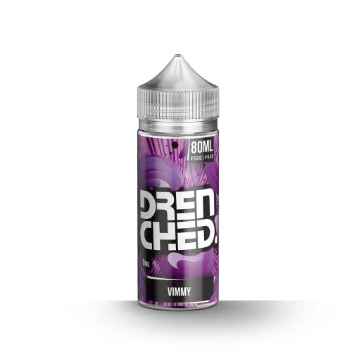 Vimmy Drenched 80ml - Dragon Vapour