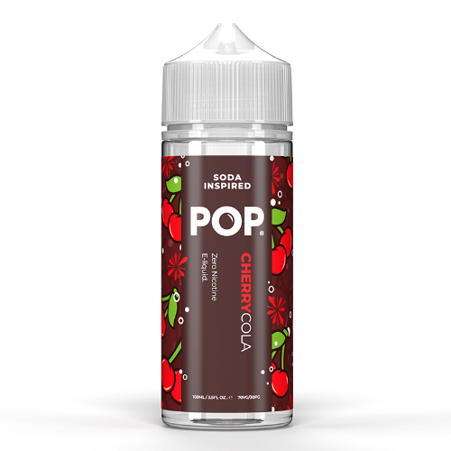Cherry Cola Pop E Liquid 100ml - Dragon Vapour