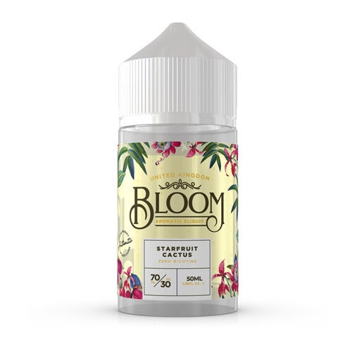 Starfruit Cactus Bloom 50ml Shortfills - Dragon Vapour