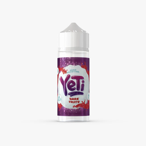 Yeti E-Liquids - Dark Fruits 100ml - Dragon Vapour