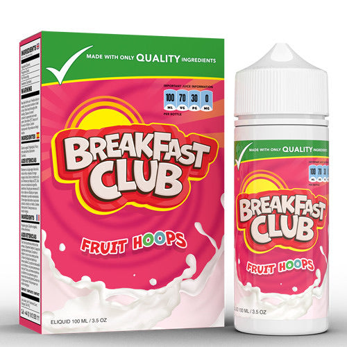 Fruit Hoops By Breakfast Club 100ml - Dragon Vapour
