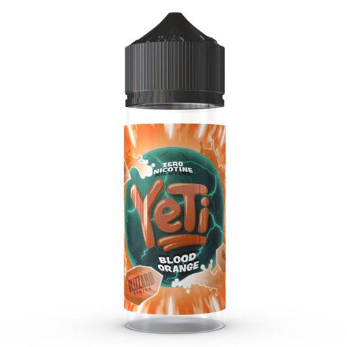 Yeti Blizzard Blood Orange 100ml - Dragon Vapour