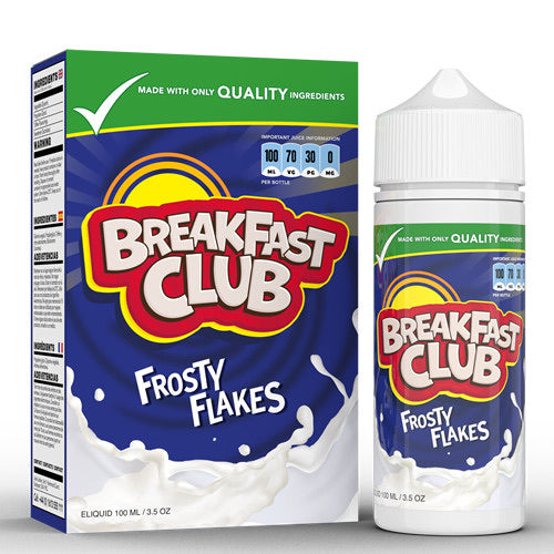 Frosty Flakes By Breakfast Club 100ml - Dragon Vapour