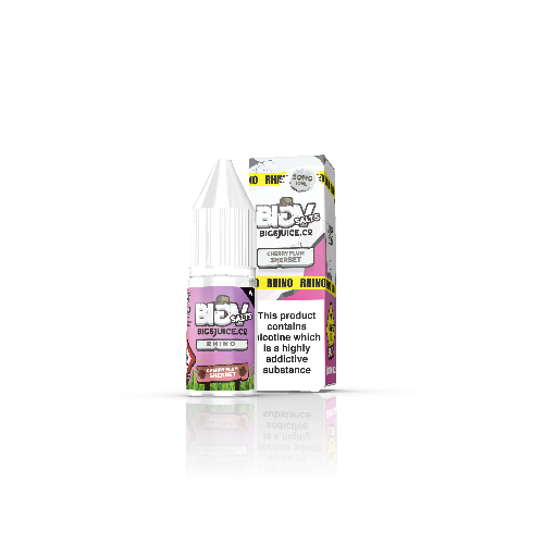 Rhino Big 5 Nic Salts 20mg 10ml - Dragon Vapour