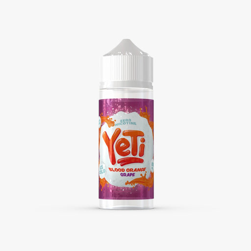 Yeti E-Liquids - Blood Orange Grape 100ml - Dragon Vapour