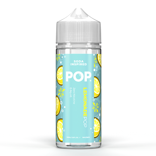 Lemonade Pop E Liquid 100ml - Dragon Vapour