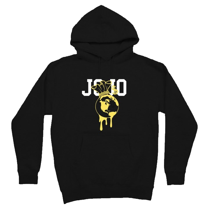 The NEW JoJo World Hoodie - theosomerch