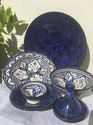 Moroccan Traditional Pottery