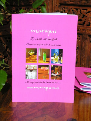 Maroques Little Pink Book.