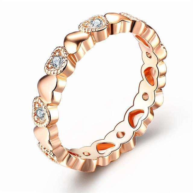 Elora Jewelry:Panacea Ring,rings,6 / Gold
