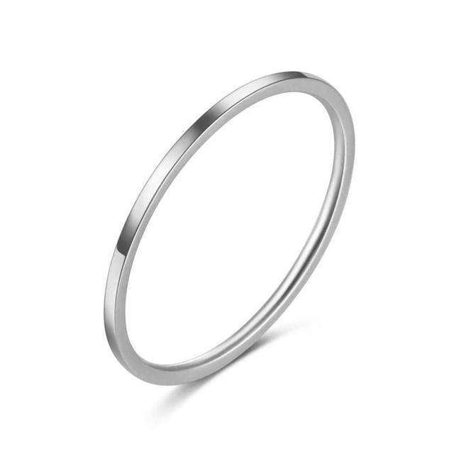 Elora Jewelry:Pollex Ring,rings,9 / Silver