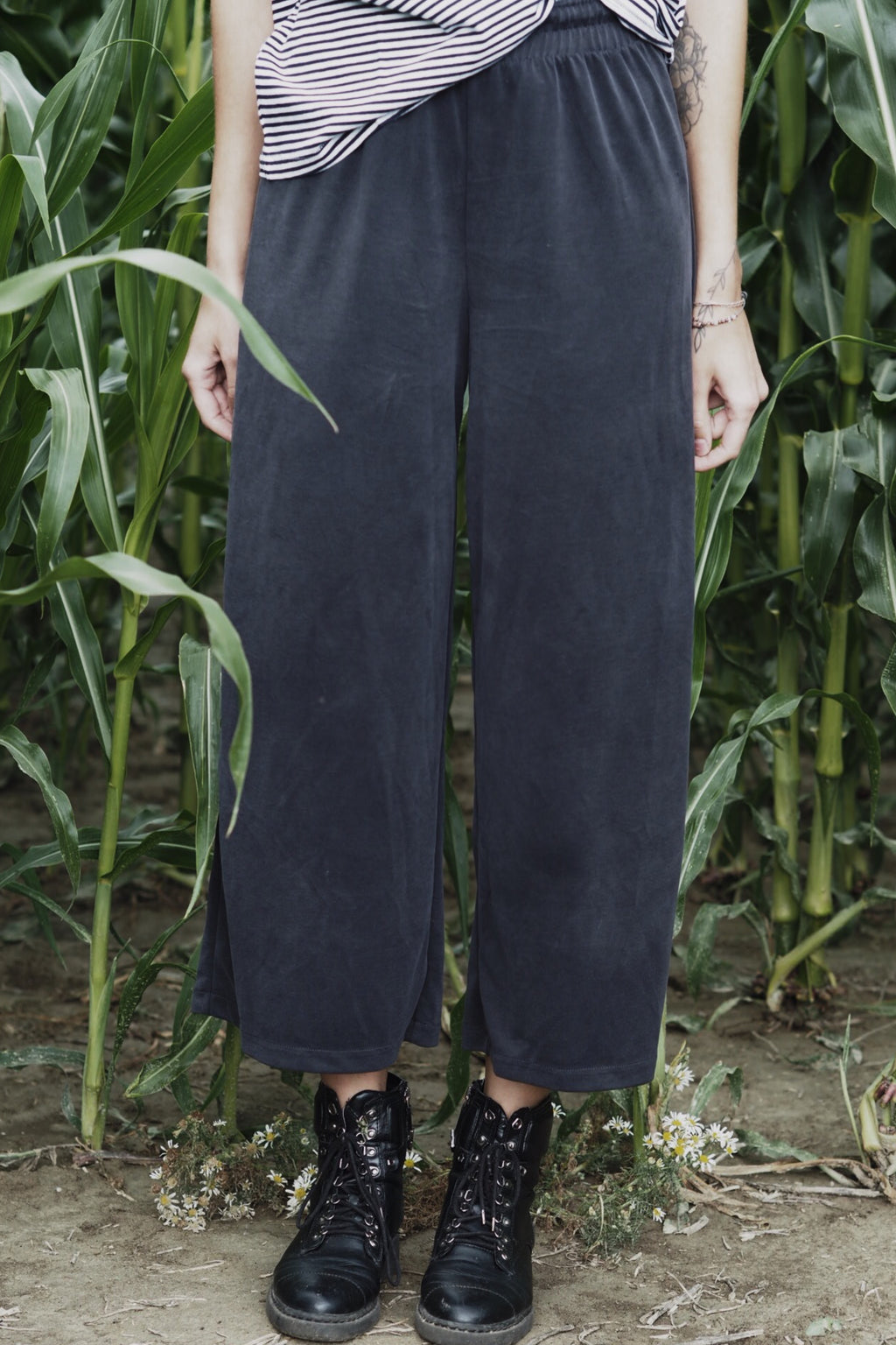 NEU / CULOTTE SUPER-SOFT BLACK