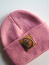 SLEEPING CAT BEANIE
