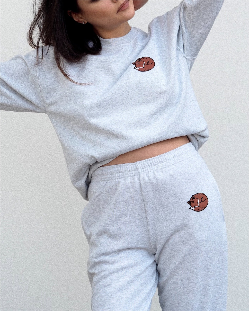 SLEEPING FOX | SET SWEATER+JOGGER