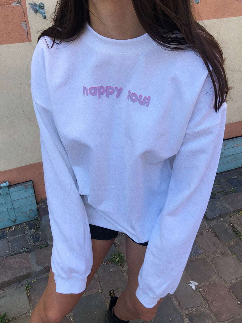 SWEATER | HAPPY SOUL