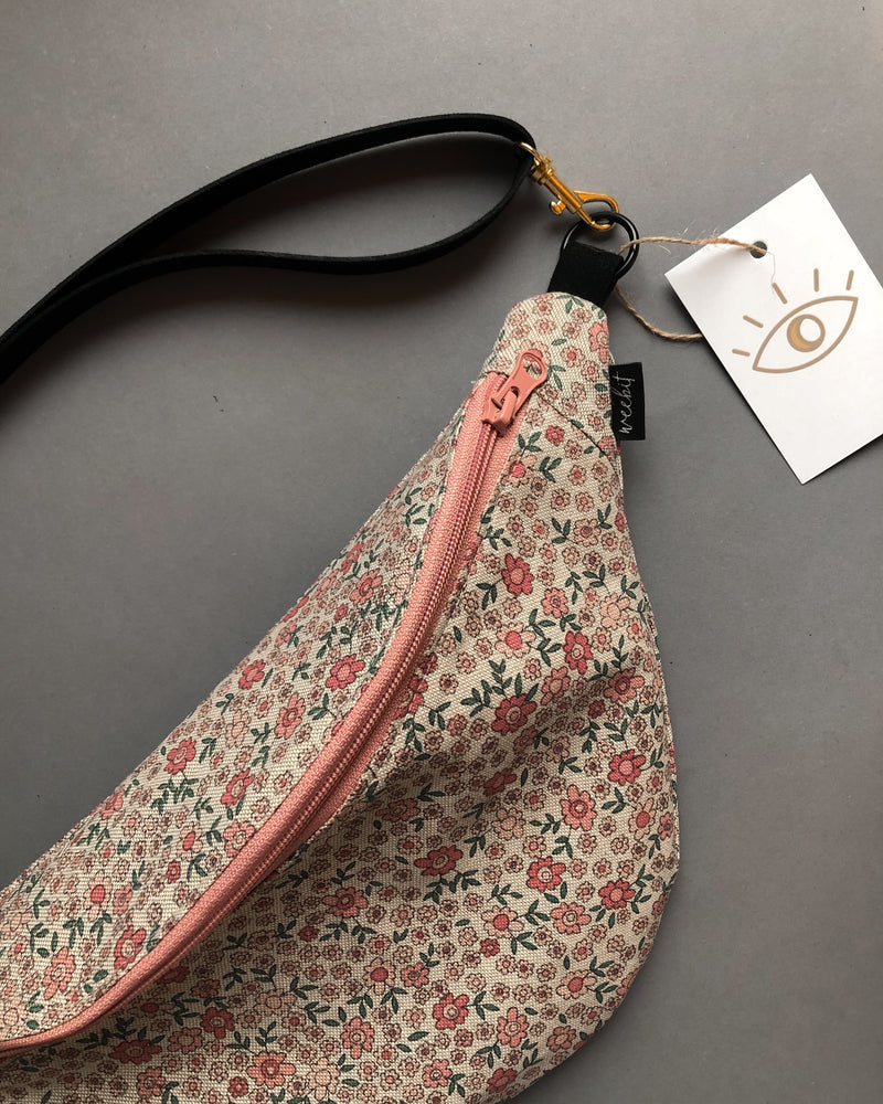 BAUCHTASCHE | LITTLE VINTAGE FLOWER