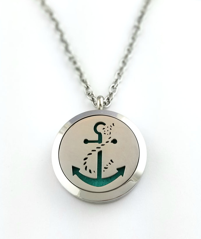 Anchor Pendant Necklace