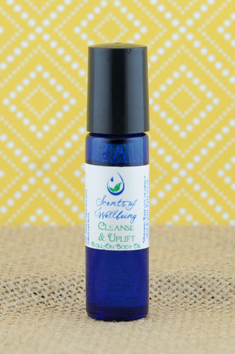Cleanse & Uplift Body Oil