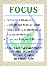 Focus Body Oil