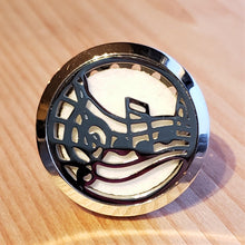 Music Notes Car Vent Clip