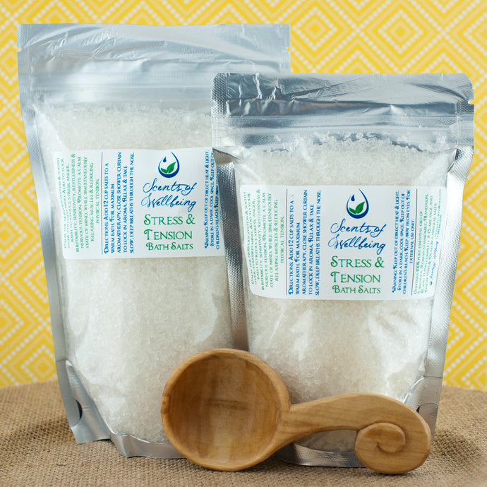 Stress & Tension Bath Salts