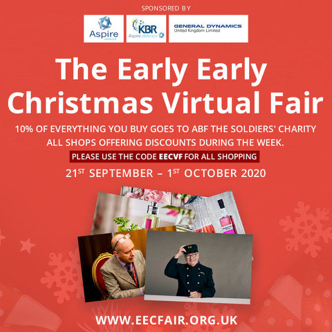 OPEN NOW: the Early, Early Christmas Fair