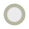 Gilded Full Border dinner plate