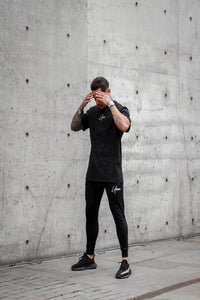 STATEMENT JOGGERS - BLACK