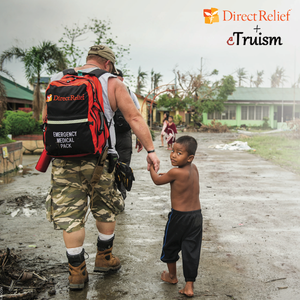 eTruism + Direct Relief Partnership