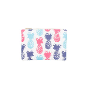 Pineapple PopArt Cosmetic Bag