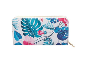 Tropical Leaf Wallet