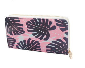 Tropical Palms Wallet