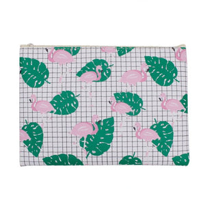 Flamingo Pouch Set