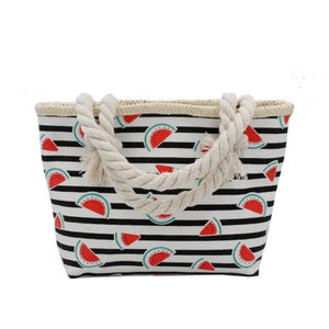 Kid's Watermelon Striped Handbag