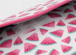 Watermelon Slices Cosmetic Bag