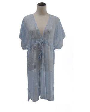 Active Mesh Swim-Cover-Up