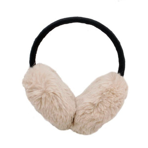 Plaid City Earmuffs