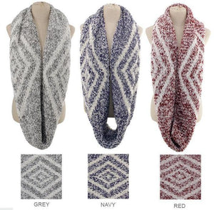 Diamond Infinity Scarf