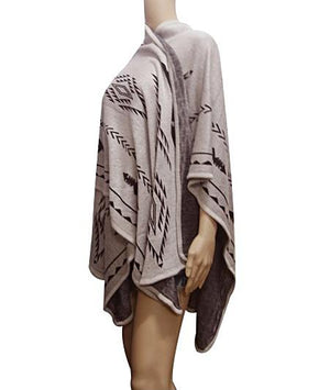 Tribal Shift Poncho