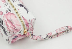 Spring Flowers Pouch