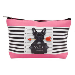 French Bull Dog Pouch