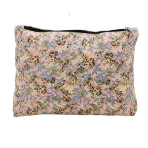Flower Fields Cosmetic Bag