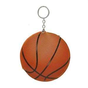 Basketball Key Chain Coin Purse