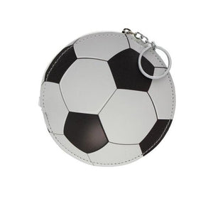 Soccer Key Chain Coin Purse
