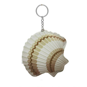 Shell Key Chain Coin Purse