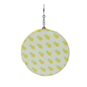 Pineapple Key Chain Coin Purse