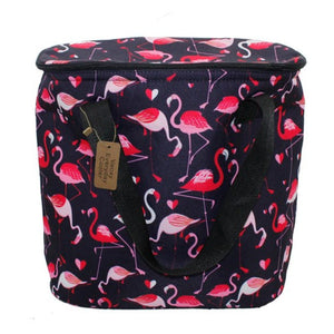 Flamingo Soft Cooler Bag
