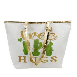 Free Hugs Shoulder Bag